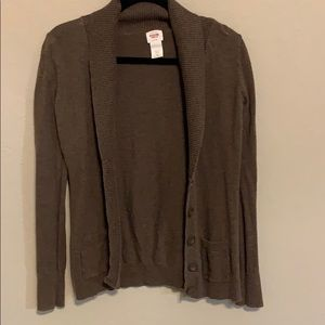Brown Mossimo Sweater